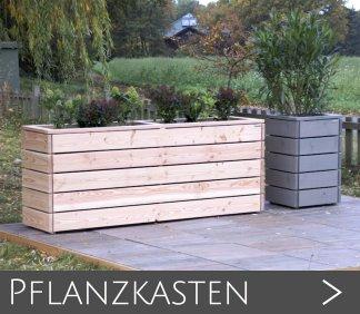 binnen markt loungembel gartenmbel pflanzkasten sichtschutz hochbeet mlltonnenbox made in germany - Gartenbank Mit Sichtschutz