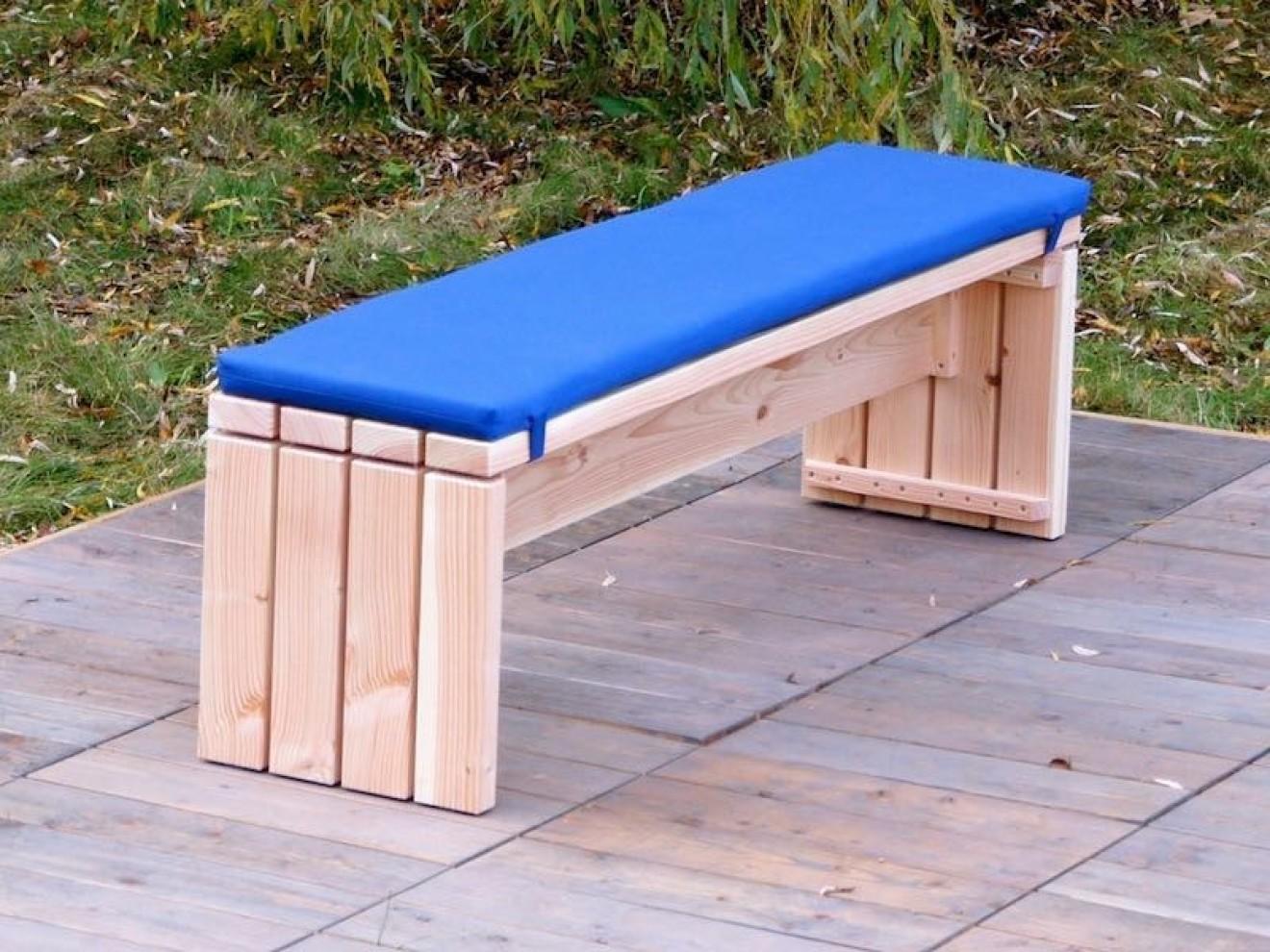 Gartenbank - Zeitlose Gartenmöbel aus heimischem Holz
