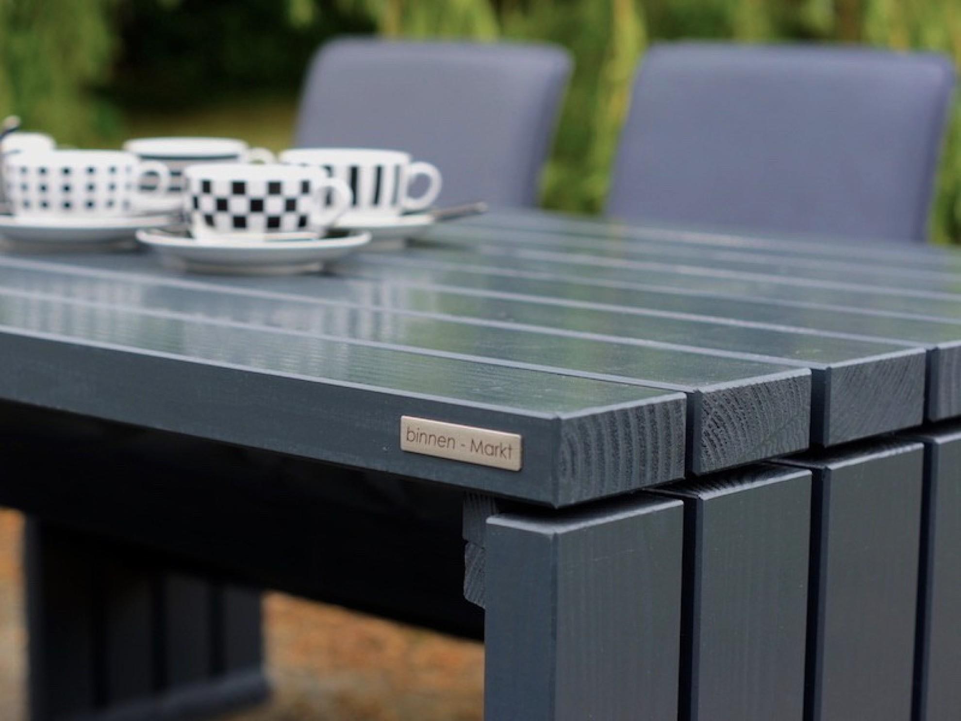 gartenmobel set modern design. Black Bedroom Furniture Sets. Home Design Ideas
