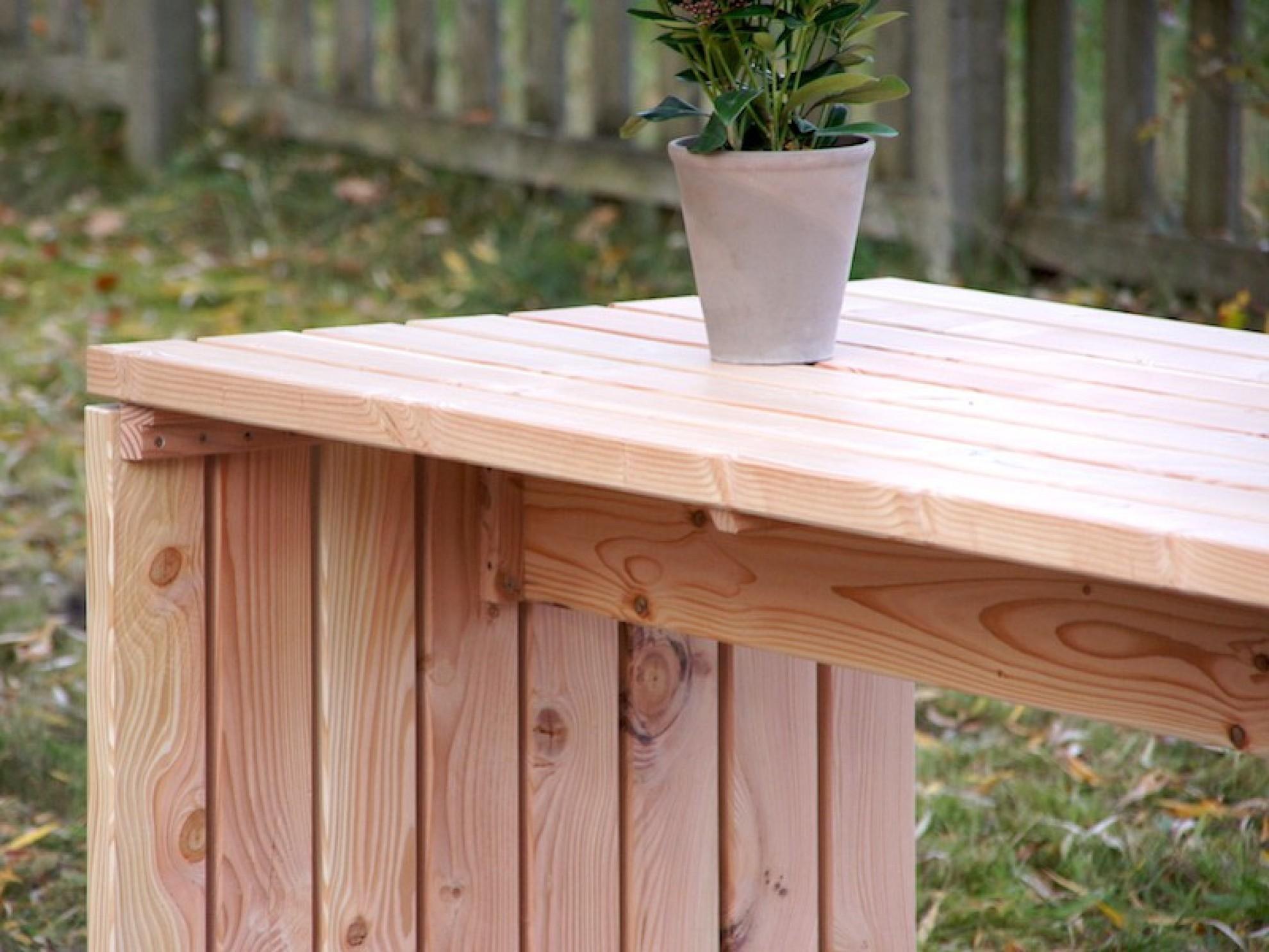 Gartentisch Holz sdatec.com