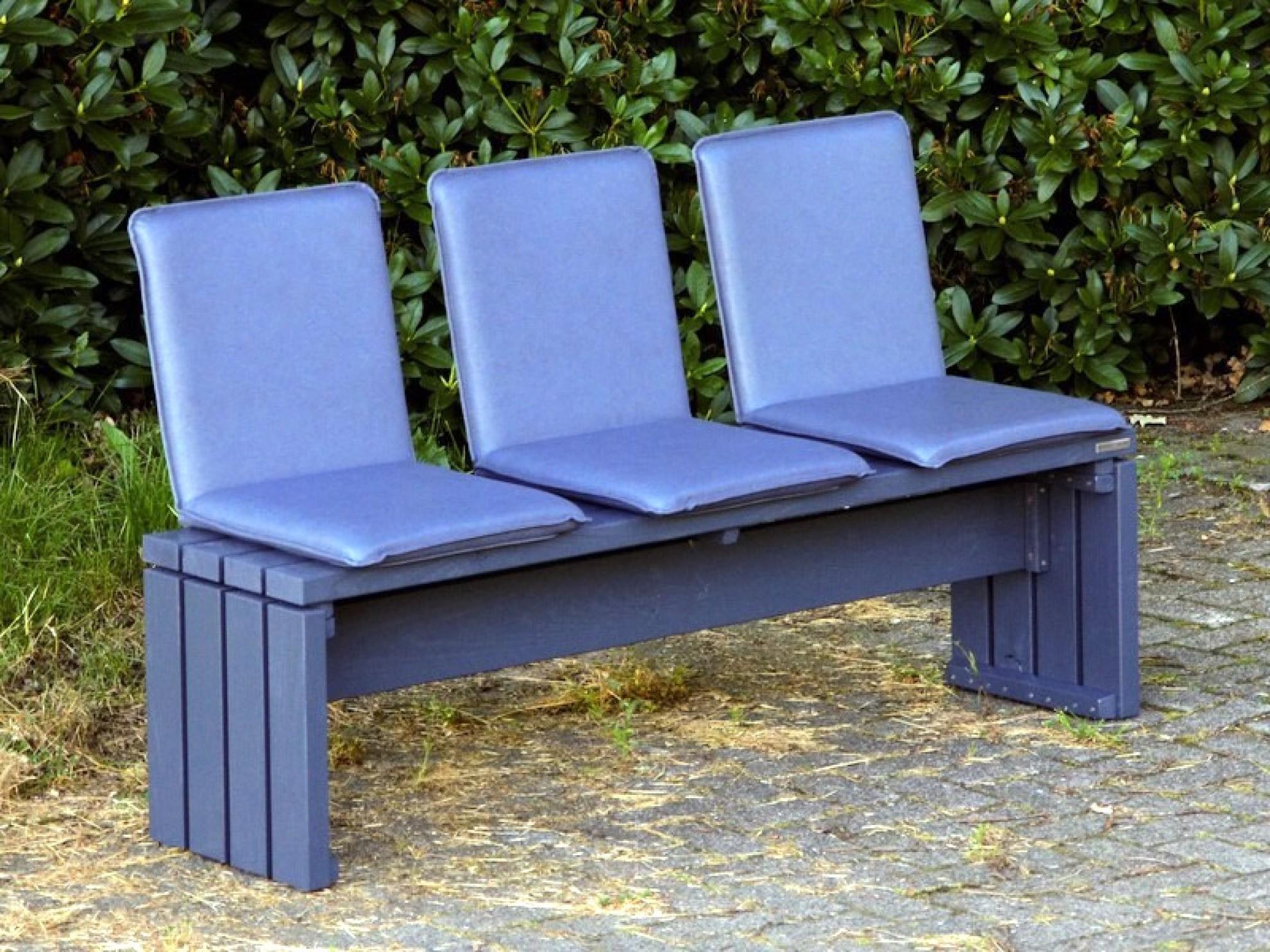 Gartenbank Holz. Great Rustikale Gartenbank Sitzer Aus Holz Massiv ...
