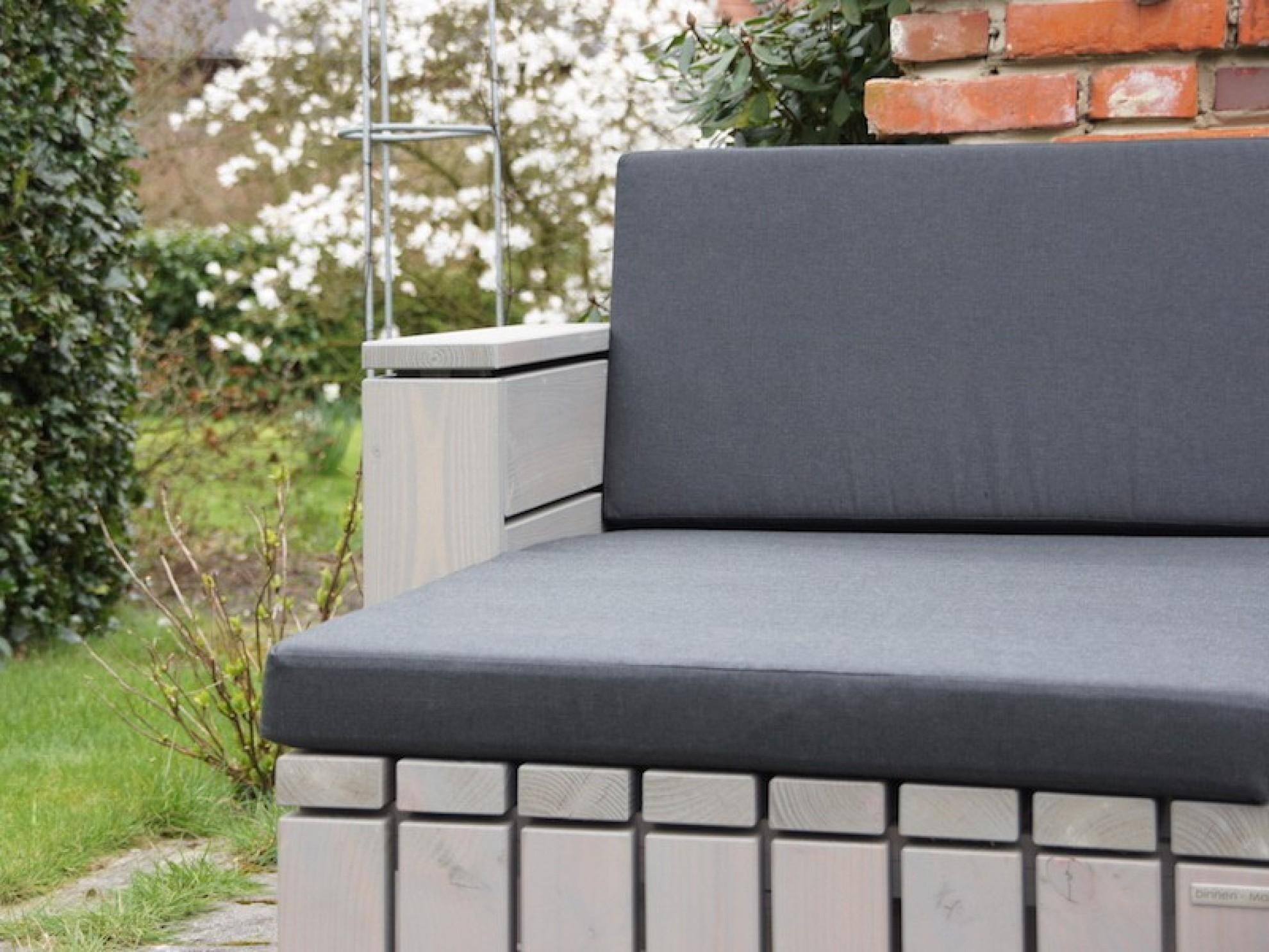 lounge sofa outdoor holz. Black Bedroom Furniture Sets. Home Design Ideas