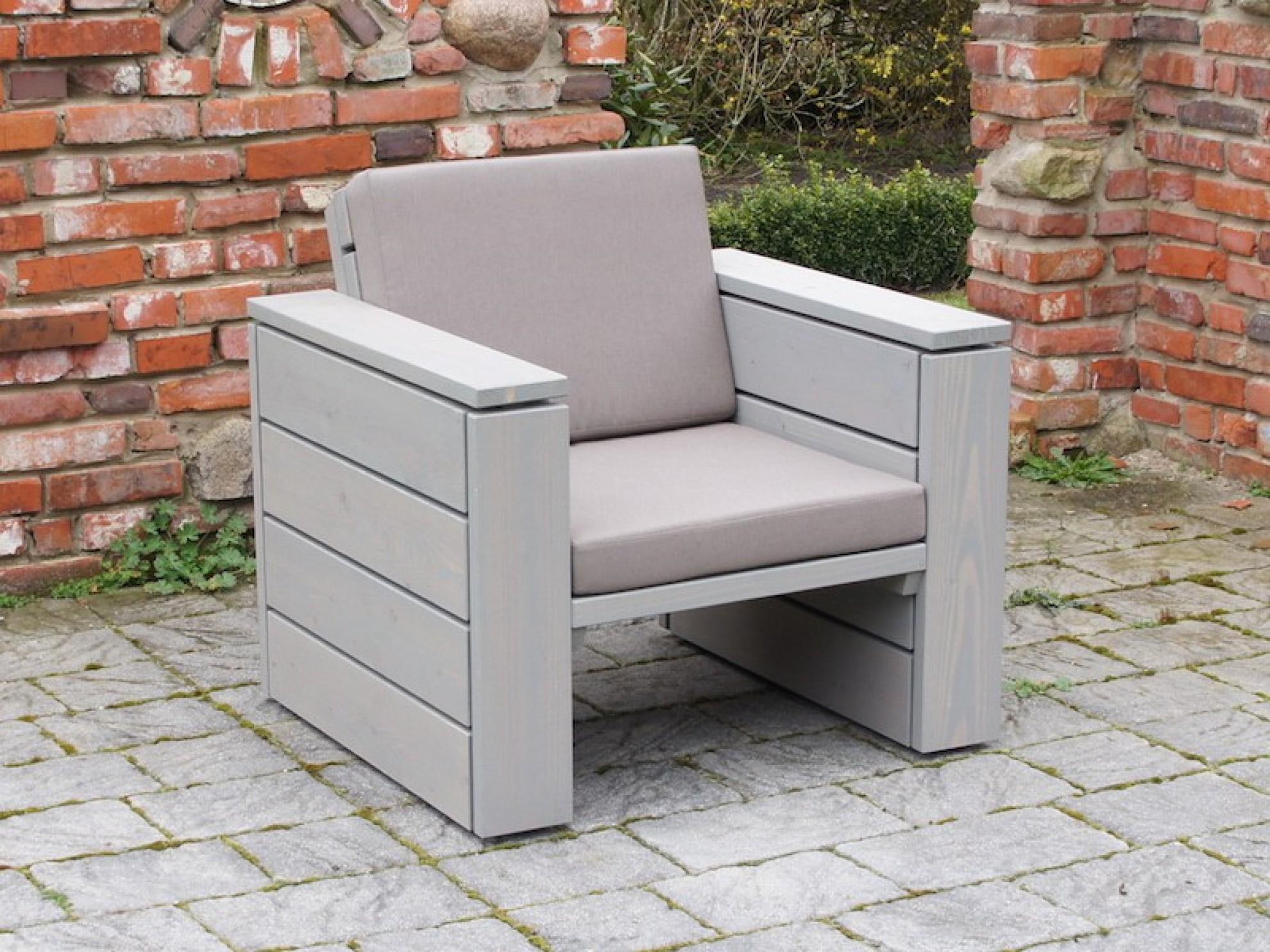 Lounge sessel holz  Lounge Sessel - Zeitlose Loungemöbel aus heimischem Holz