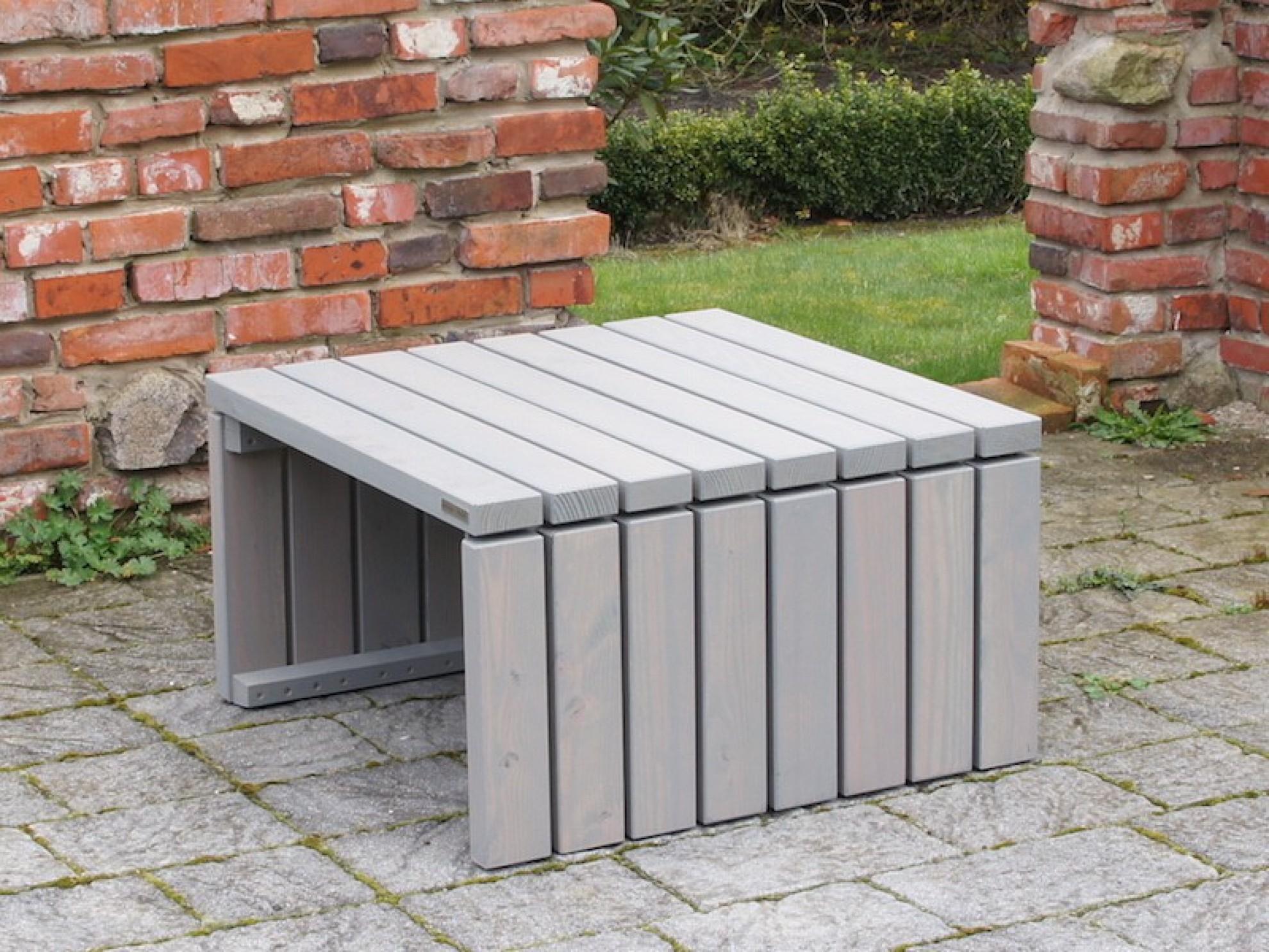 Loungemöbel Set 6 - Zeitlose Loungemöbel aus heimischem Holz